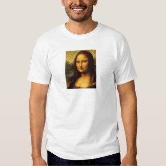 Da Vinci Mona Lisa Playeras