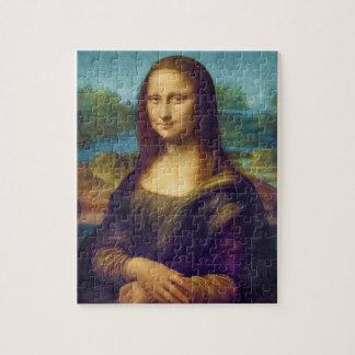 Da Vinci: Mona Lisa Jigsaw Puzzle