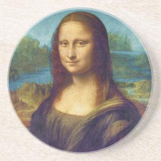Da Vinci: Mona Lisa Sandstone Coaster