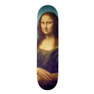 Da Vinci: Mona Lisa Skateboard Deck