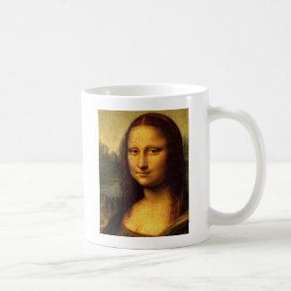 Da Vinci Mona Lisa Taza Clásica
