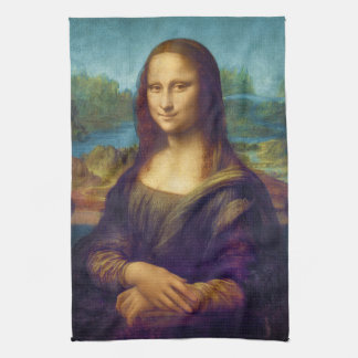 Da Vinci: Mona Lisa Toallas
