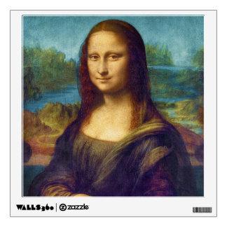 Da Vinci: Mona Lisa Wall Decal