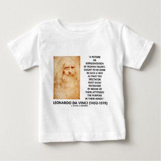 da Vinci Picture Representation Figures Purpose T-shirts