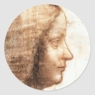 da Vinci Stickers