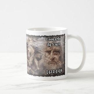 Da Vinci The Battle of Anghiari Coffee Mugs