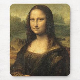 da Vinci's Mona LisaMousepad Mousepad