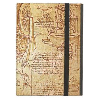 Da Vinci's Notes iPad Air Case