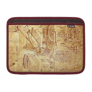 Da Vinci's Notes MacBook Sleeve