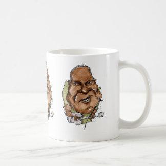 da wolf, da wolf, da wolf classic white coffee mug