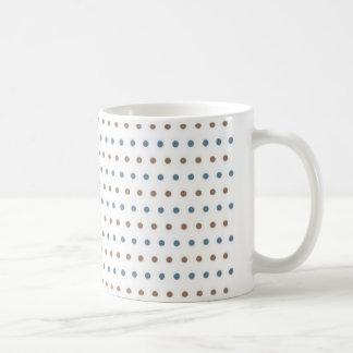 dab dabbed polka dots pünktchen scored must coffee mug