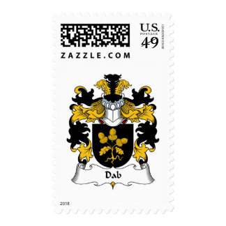 Dab Family Crest Stamps