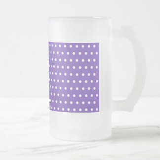 dab flieder purple (several products selected) frosted glass beer mug