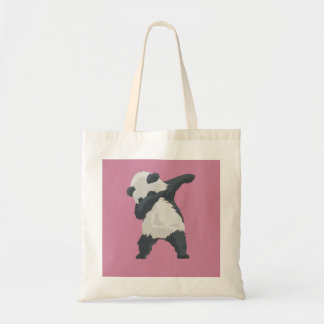 Dab Panda Dabber Dance Tote Bag