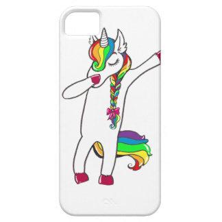 Dab unicorn iPhone SE/5/5s case