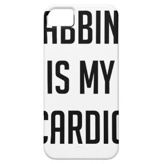 Dabbing is my Cardio iPhone SE/5/5s Case