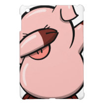 Dabbing Pig iPad Mini Case