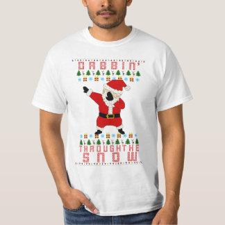 Dabbing Santa T-Shirt