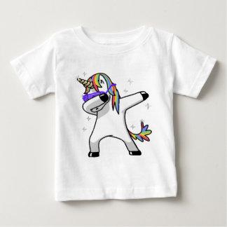 Dabbing Unicorn Baby T-Shirt