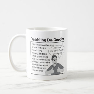 Dabbling Do-Gooder Coffee Mug
