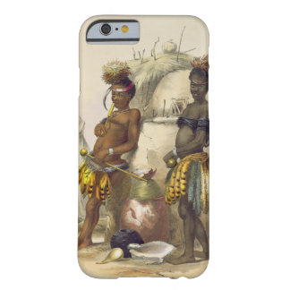 Dabiyaki and Upapazi, Zulu Boys in Dancing Dress, Barely There iPhone 6 Case