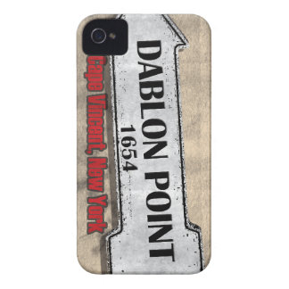 Dablon Point IPhone 4/4S cover