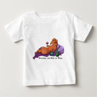 Dacchus Dog of Wine Baby T-Shirt