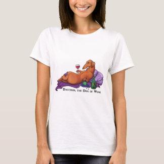 Dacchus Dog of Wine T-Shirt