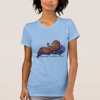 Dacchus Dog of Wine T Shirt