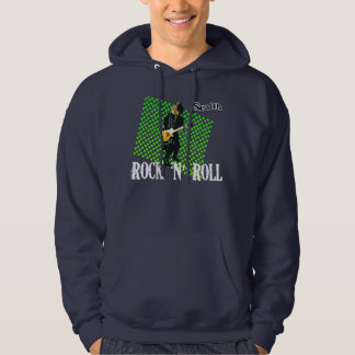 Dace BAM! Comic Men's Dark Sweatshirt