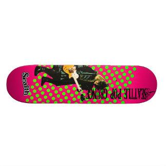 Dace BAM! Comic Skateboard