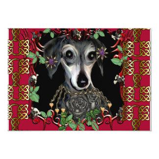 Dachshound Weiner Dog Card