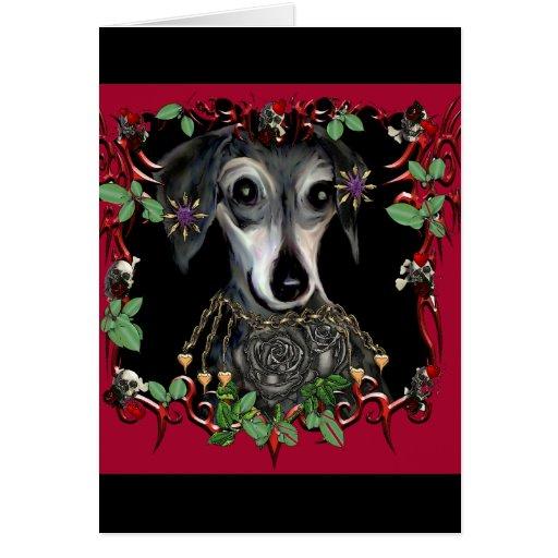 Dachshound Weiner Dog Cards