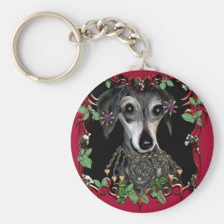 Dachshound Weiner Dog Key Chain