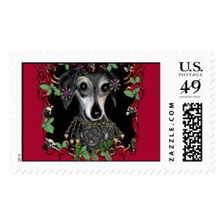 Dachshound Weiner Dog Postage