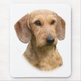 Dachshund 9Y426D-207-2 Mouse Pad