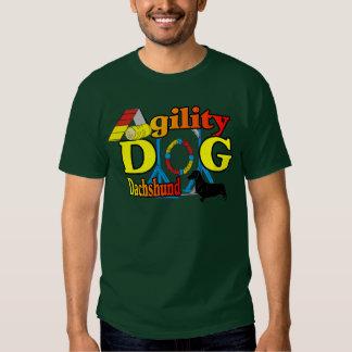 Dachshund_Agility Gifts T-shirt