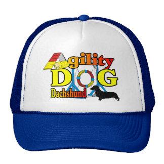 Dachshund_Agility Gifts Trucker Hat