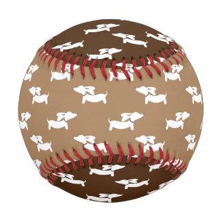 Dachshund Baseball for Wiener Dog Fans