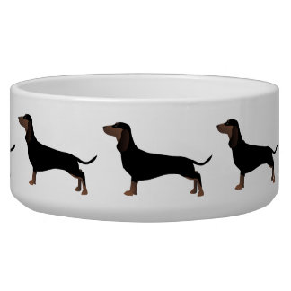 Dachshund Basic Breed Ready to Customize Bowl