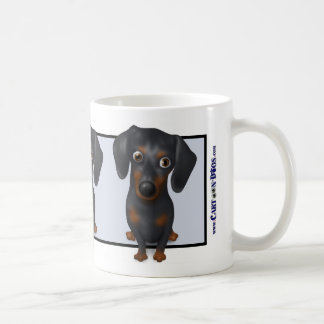 Dachshund (Black and Tan) Mug