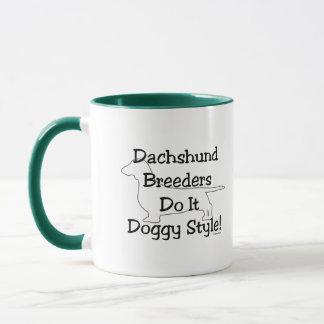 Dachshund Breeders Mug