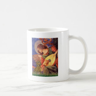 Dachshund (brown1) - Mandolin Angel Coffee Mugs