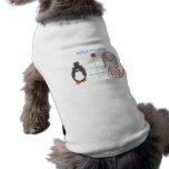 Dachshund Brown Peace On Earth Pet Shirt