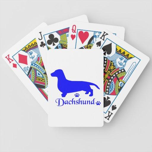 DACHSHUND CARD DECK