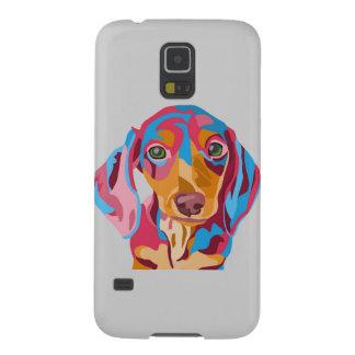 Dachshund Galaxy S5 Cases