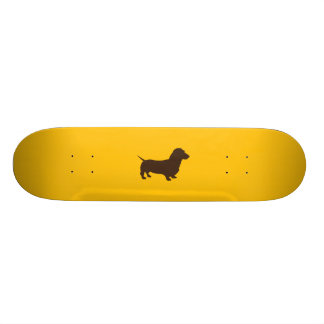 Dachshund Classic Skateboard