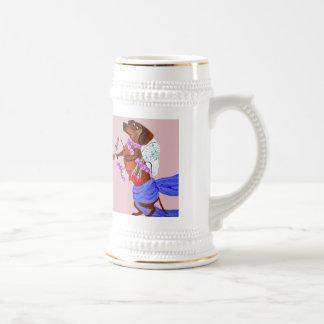 Dachshund Cupid Mug