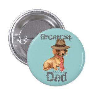 Dachshund Dad Pin