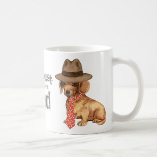 Dachshund Dad Coffee Mug